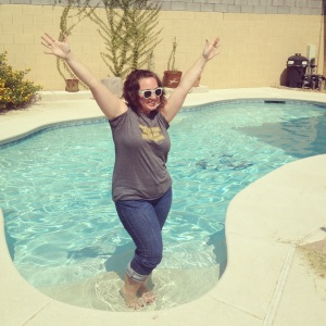 Can't live in Vegas without a pool!